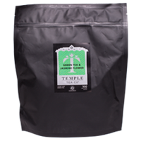 Temple Tea Green Tea & Jasmine Flower Loose Leaf Tea - 500g