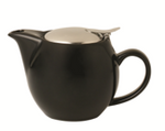 Incasa  Ceramic Tea Pot - Black
