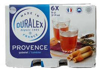 Duralex - Provence Glasses Set of 6