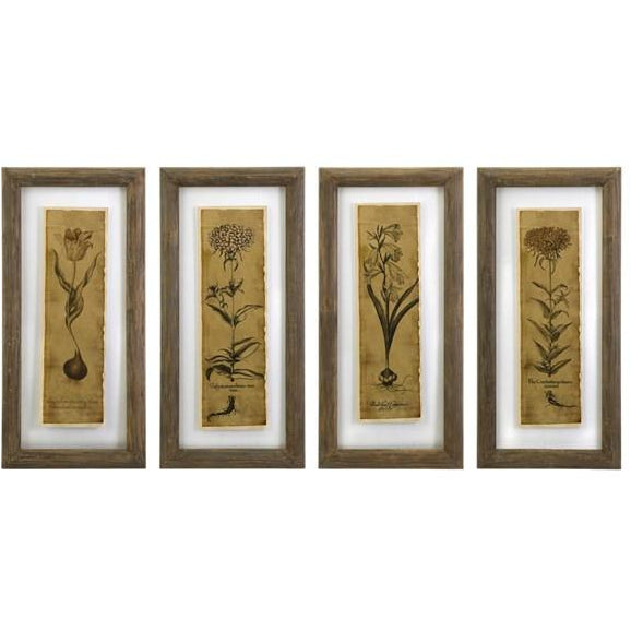 Los Lobos Print Wall Art - Set of 4 - Su Vida Home