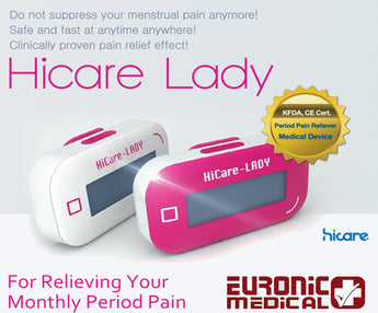 Hi-Care Lady, A Quick Menstrual Pain Reliever