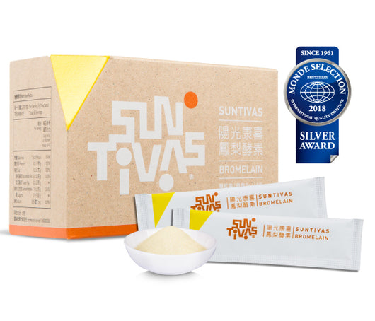 SunTivas Bromelain - Pineapple Enzyme Powder