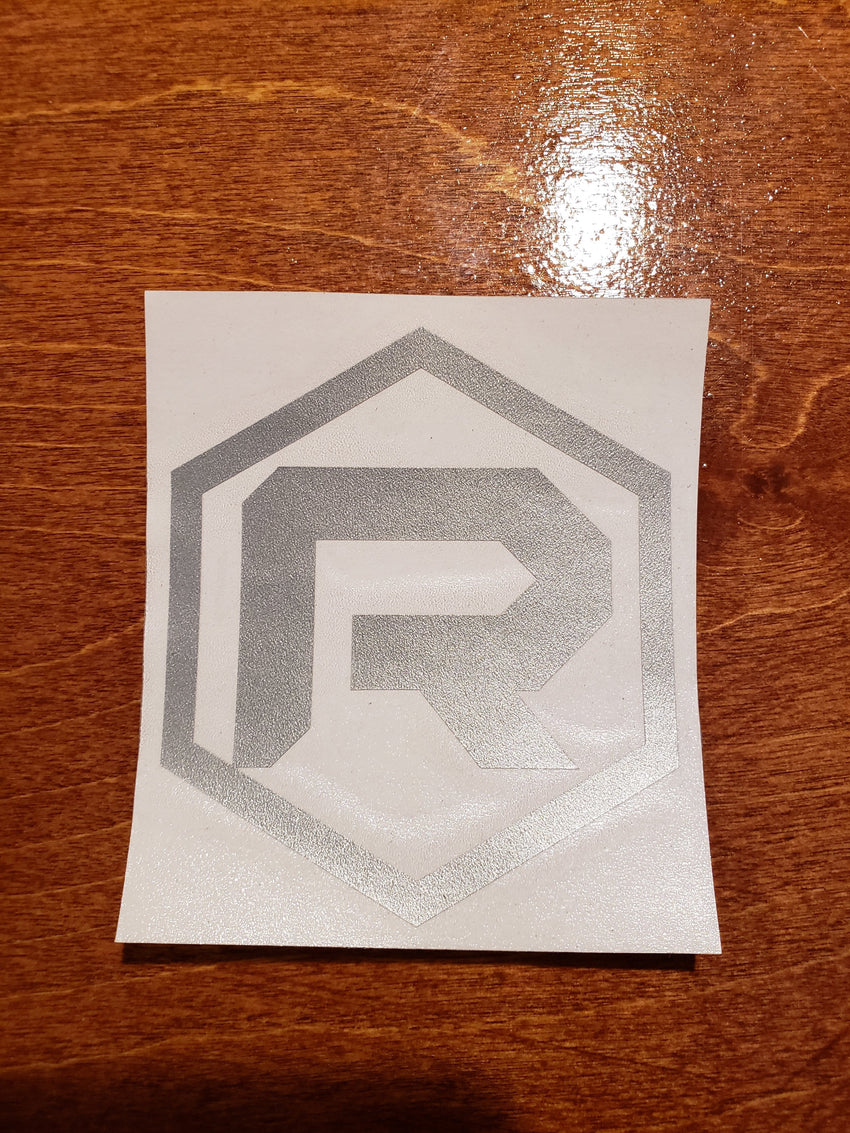 "Reklez Sticker ""R"" Type"