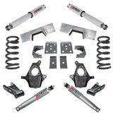1999-2006 5/7, 5/8 Drop Kit Silverado Sierra Single Cab, Ext Cab, Crew Cab,  2wd