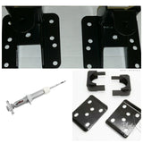2014-2018 Gm Trucks 2wd & 4x4 2/4 or 2/5 Drop Kit For Stamped or Aluminum Arms All Cabs