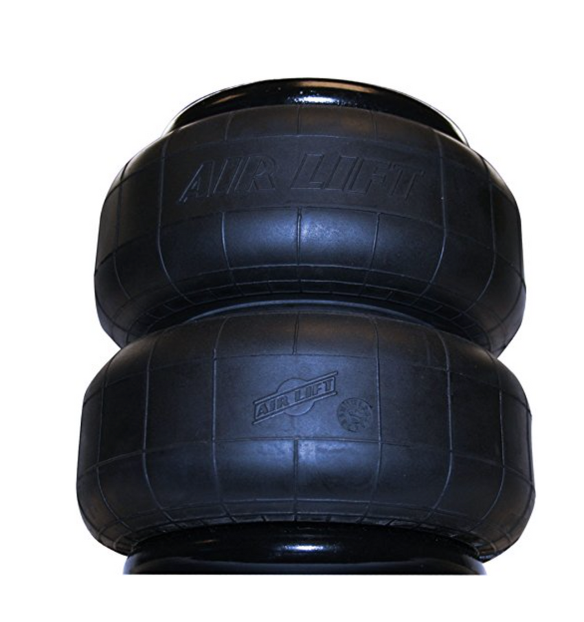 "Air Lift Bags D2600 1/2"" Port Air Bag Air Suspension Parts"