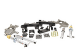 2019-2020 Chevy Silverado Sierra 4/6 Drop Kit Belltech 1040SP Fits All Cabs 2wd