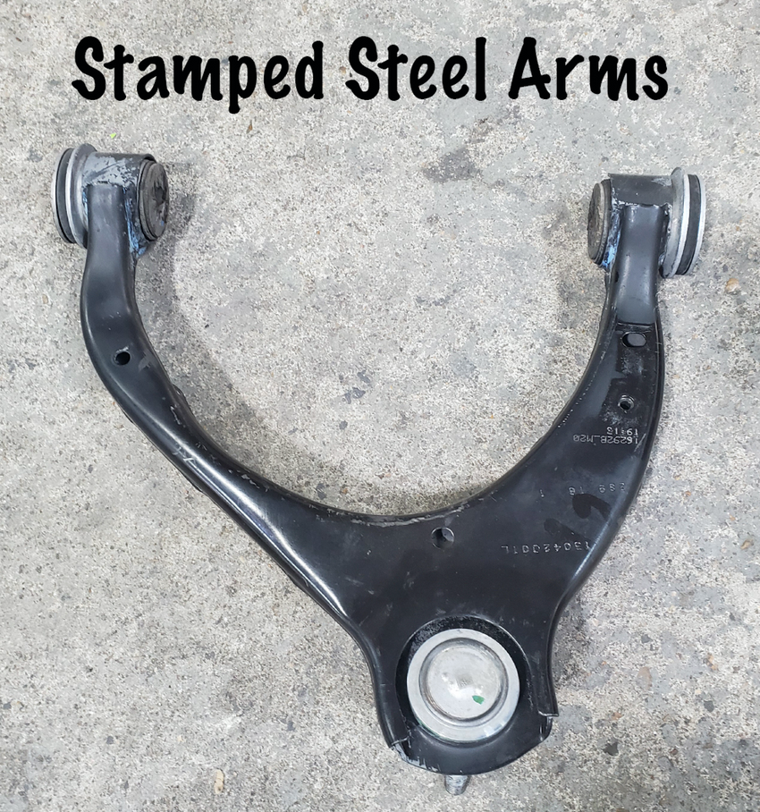 2014-2018 Silverado Sierra Adjustable Drop kit 3/5, 4/6, 4/7 2wd & 4x4 (Cast Arms Only) All Cabs