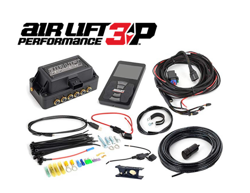 "Air Lift Performance 3P 1/4"" & 3/8"" Air Suspension Management System"