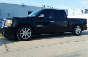 2007-2013 Sierra Denali Drop Kit  3/5, 4/6, 4/7 For 2wd, Awd & 4x4 Models