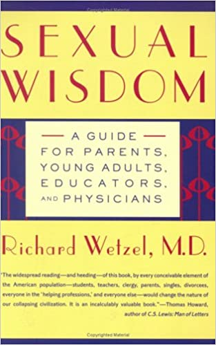 Book: Sexual Wisdom - Richard Wetzel, M.D.