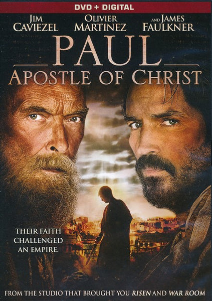 Paul (Faulkner), who goes from the most infamous persecutor of Christians to Christ's most influential apostle, is spending his last days in a dark and bleak prison cell awaiting execution by Emperor Nero. Luke(Caviezel), his friend and physician, risks his life when he ventures into Rome to visit hi