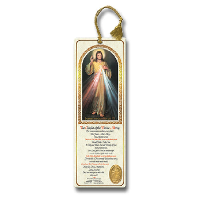 The chaplet of the Divine Mercy / Bookmark