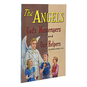 In Santa María del Monte, our goal is to evangelize and our products help us to do so, this is why we present you this hand book that  teaches children about Angels and their place in our lives.In a very simple and understandable language,Illustrated in full color .Find it in our children's books section and help us carry the message of Christ.Be part of Our Mission!  Our products speak for themselves.