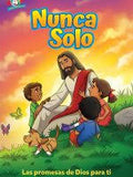 Book: Never Alone/ Nunca solo God's promises for you¨