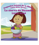 In Santa Maria del Monte our goal is to evangelize and our products help us to do so, this is why we present you this book that narrates the story of the¨Little Maid¨.Discover the true and amazing stories of young children in the Bible that made a huge difference in changing their part of the world.This book is bilingual for the comfort of your children.Enjoy it and help us carry the message of Christ. Be part of Our Mission!  Our products speak for themselves.