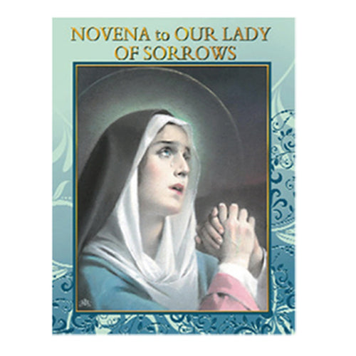 In Santa María del Monte, our goal is to evangelize and our products help us to do so, that is why we present you this novena.  Find it in our Novenas section and help us carry the message of Christ.   Our products speak for themselves!