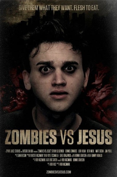 A young man awakens on a Sunday morning to discover that his family has turned into zombies. In a panic, he and a friend seek refuge in the one place they believe they will be safe: the town's Catholic church. There they discover the truth about what they have encountered.