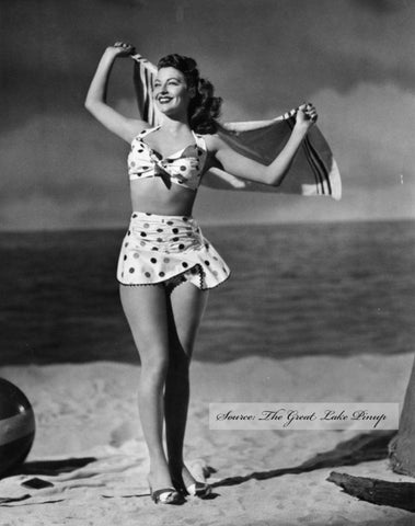 The Fascinating History of Bathing Suits