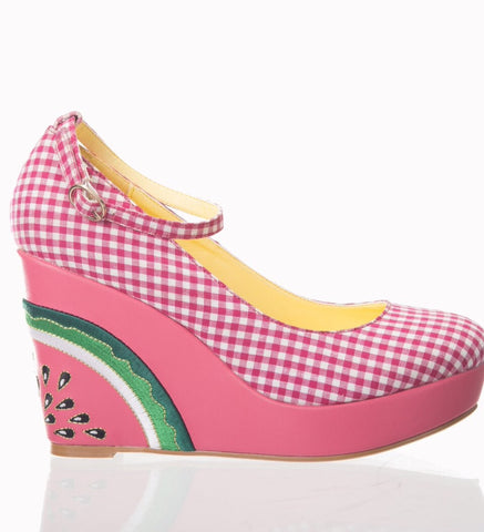 Kora Watermelon Wedge