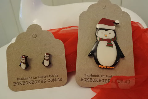 A Very Penguin Christmas Pack