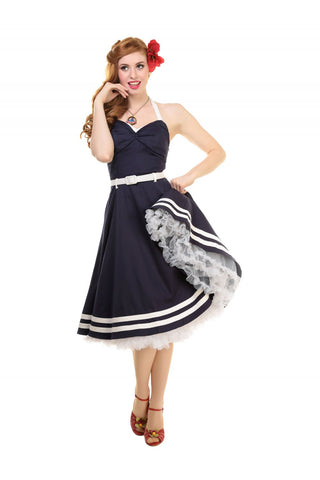 Ginger Sailor Wing Bust Doll Dress