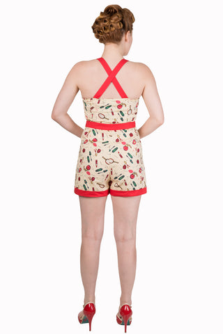 New Romantics Playsuit