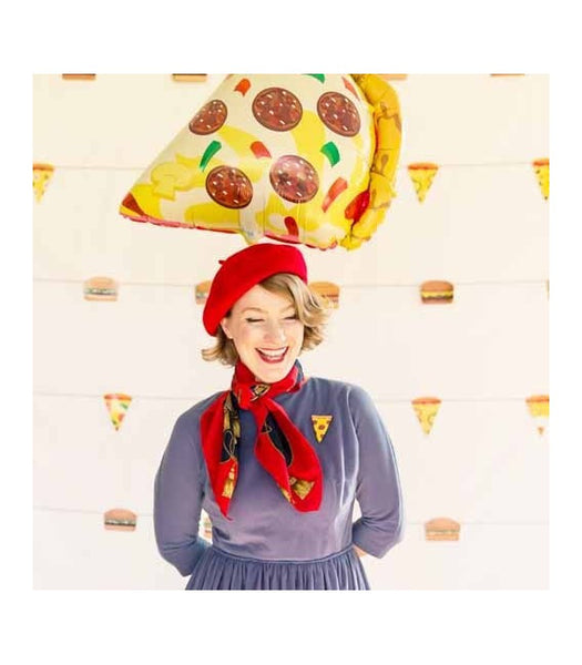 Pizza Slice Brooch
