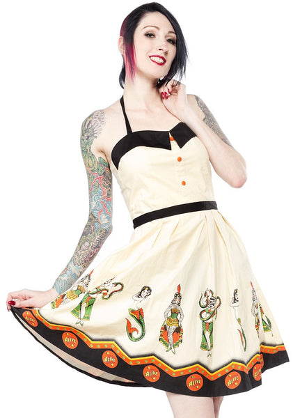 Sideshow Spooksville Dress