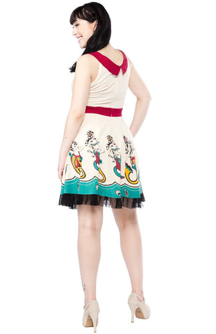 Mermaids Dance Dress