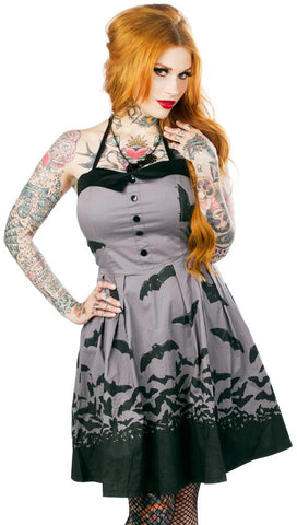 Bats Spooksville Dress