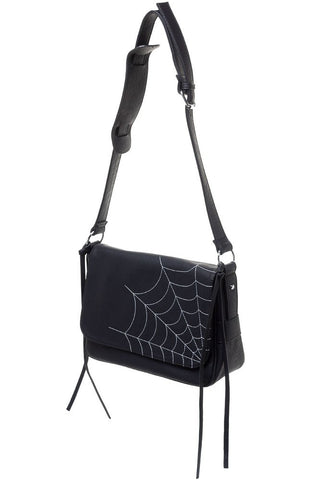 Spiderweb Cheap Thrills Purse