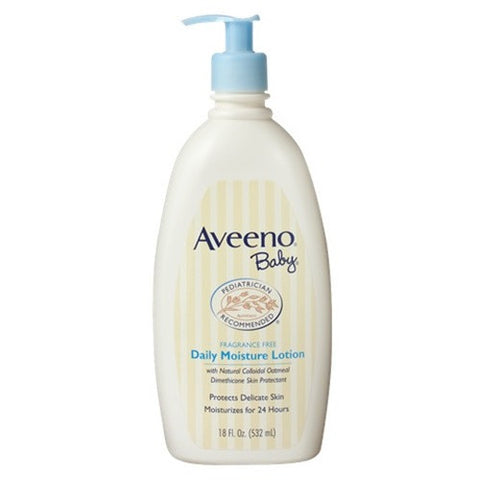 Aveeno Baby Daily Moisture Lotion (532 ml) K0251
