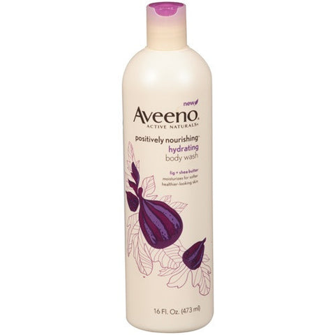 Aveeno Hydrating Body Wash (473 ml) B0254