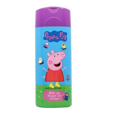 Peppa Bubble Bath (400ml) K0317