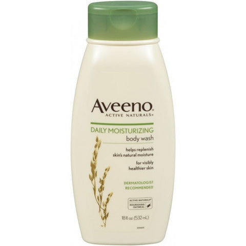 Aveeno Daily Moisturizing Body Wash (532ml) B0340