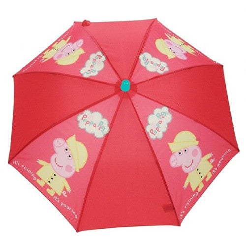 Peppa Pig Rain Mac Umbrella K0475