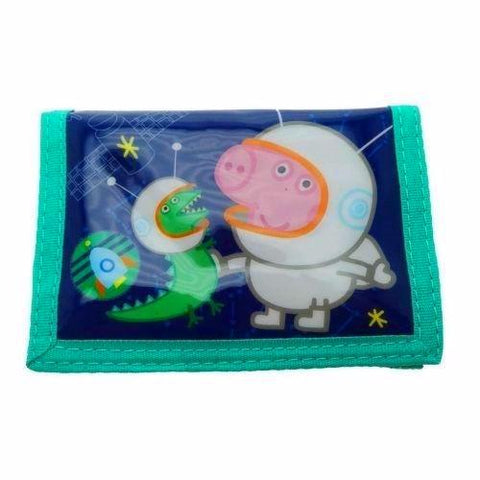 George Pig Space Wallet K0483