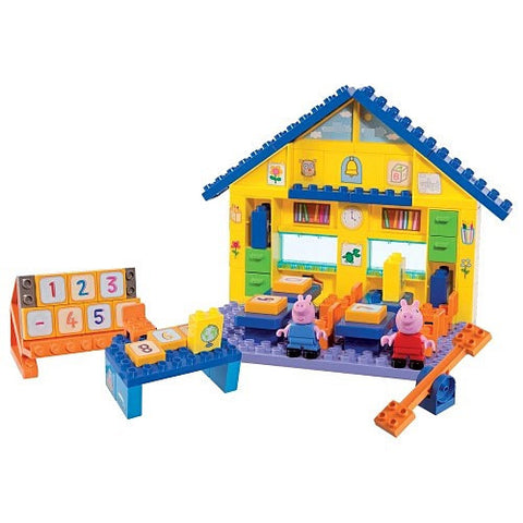 Peppa & George School Construction Set K0570