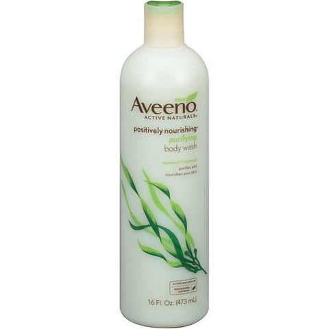 Aveeno Purifying Body Wash (473ml) B0751