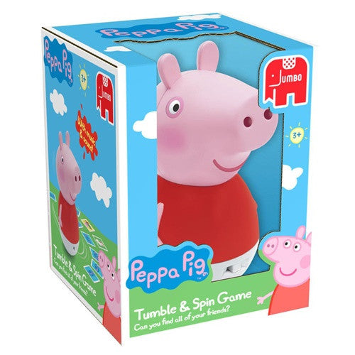 Peppa Pig Tumble & Spin K0977