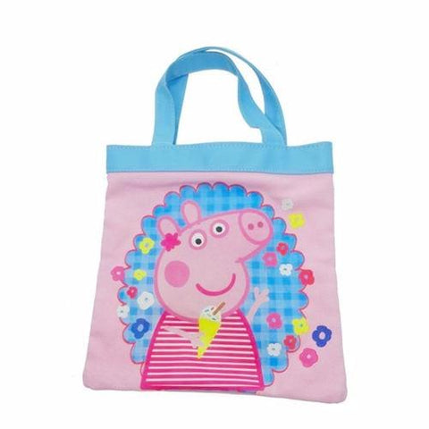 Peppa Holiday Tote Bag K0995