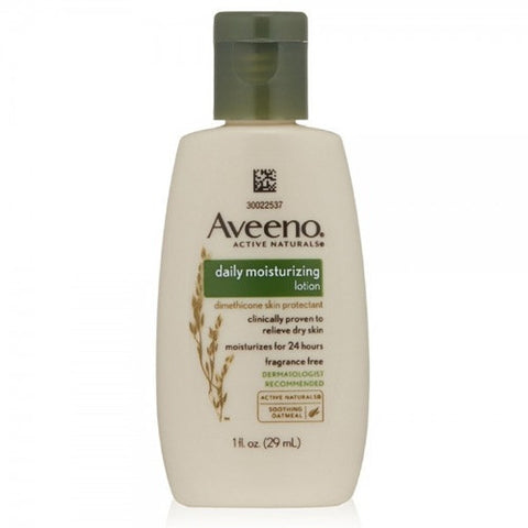Aveeno Daily Moisturizing Lotion - Travel Size B1033