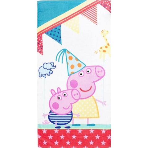 Peppa Funfair Cotton Towel K1079