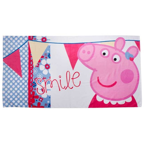 Peppa Tweet Cotton Towel K1082