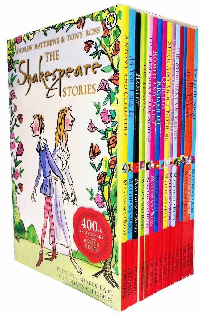 Shakespeare Story Collection - 16 Books K1092