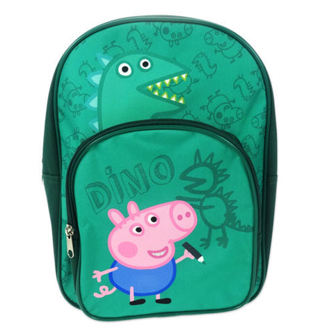 George Pig Dino Arch Backpack K1269