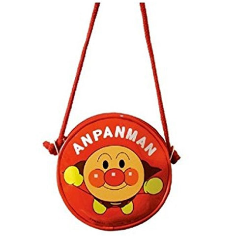 Anpanman Small Carrying bag - Red J50059
