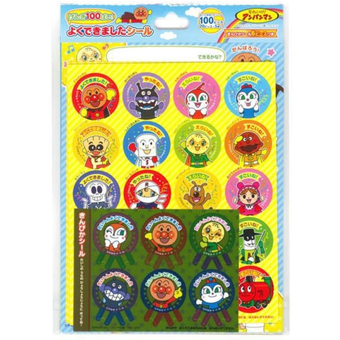 Anpanman Sticker Set J50304