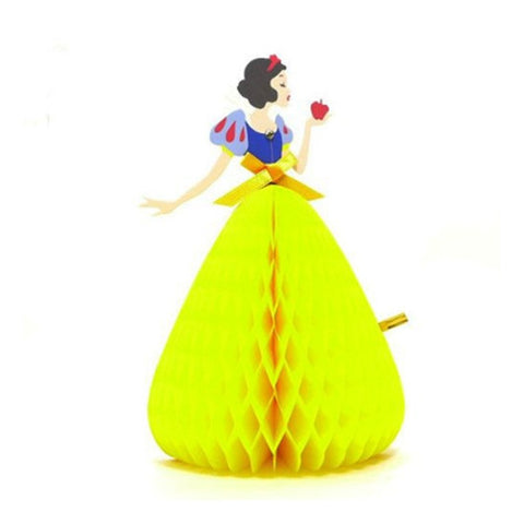 Disney Honeycomb Multi-purpose Card - Snow White J50378 Christmas Card